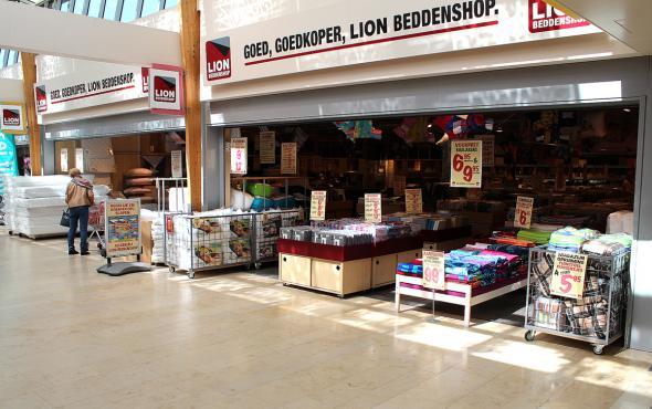 beddenwinkel Delft Lion Beddenshop