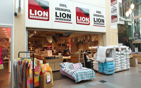 Beddenwinkel Ridderkerk Lion Beddenshop