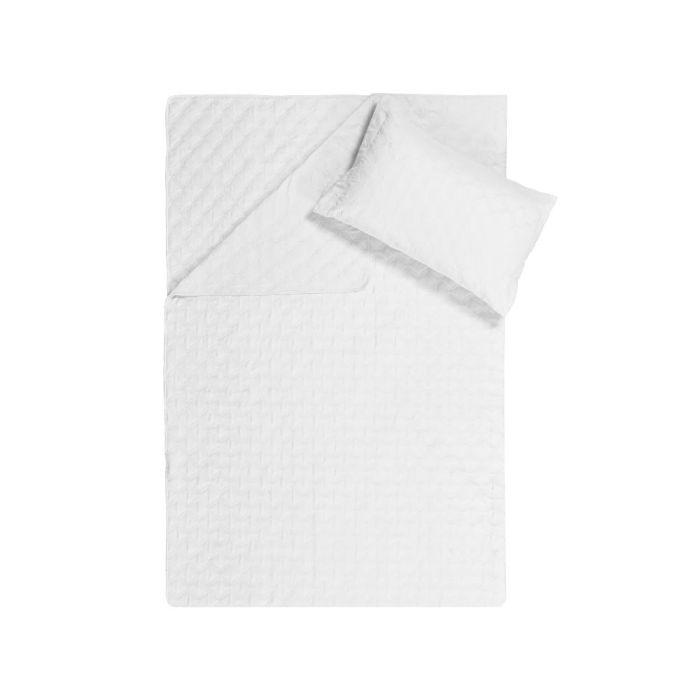 Sleeptime Chrone Bedsprei - white 260x250cm
