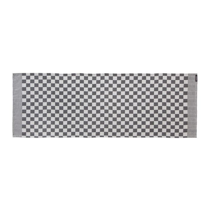 DDDDD Tafelloper Barbeque 45x150cm - black - set van 2