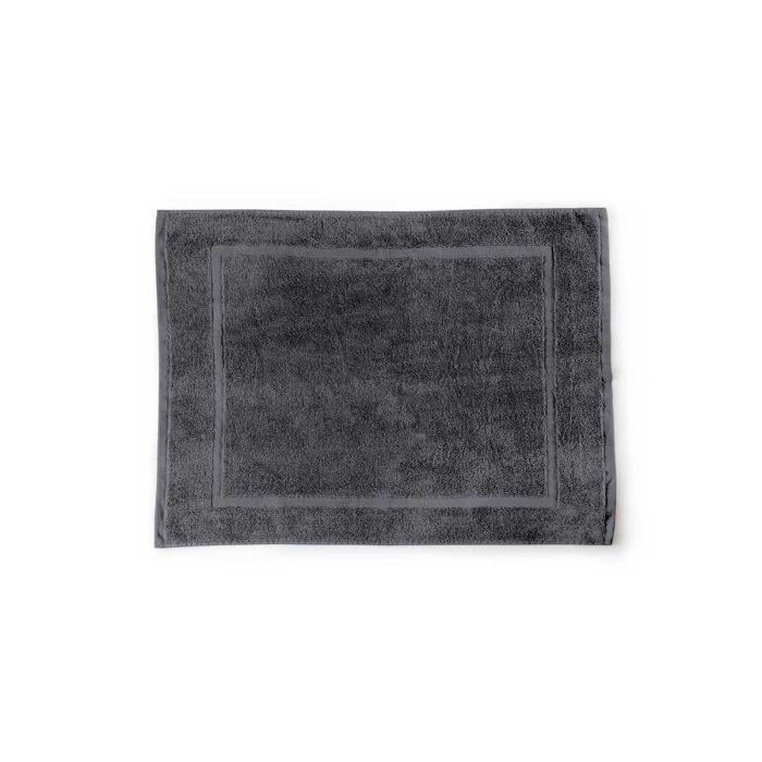 LINNICK Pure Hotel Badmat 50x70cm - dark grey - Set van 2 - in Badmatten