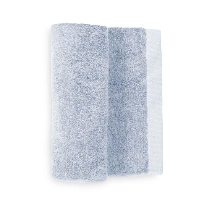 Heckett & Lane Premium Strandlaken 90x180cm - artic ice - Set van 2