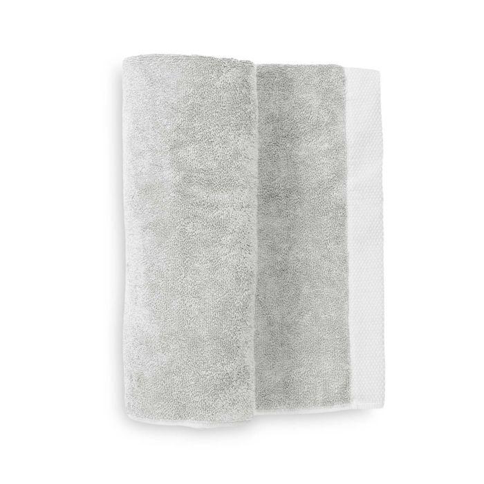 Heckett & Lane Premium Strandlaken 90x180cm - glacier grey - Set van 2