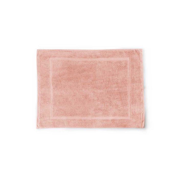 LINNICK Pure Hotel Badmat 50x70cm - light pink - Set van 2 - in Badmatten