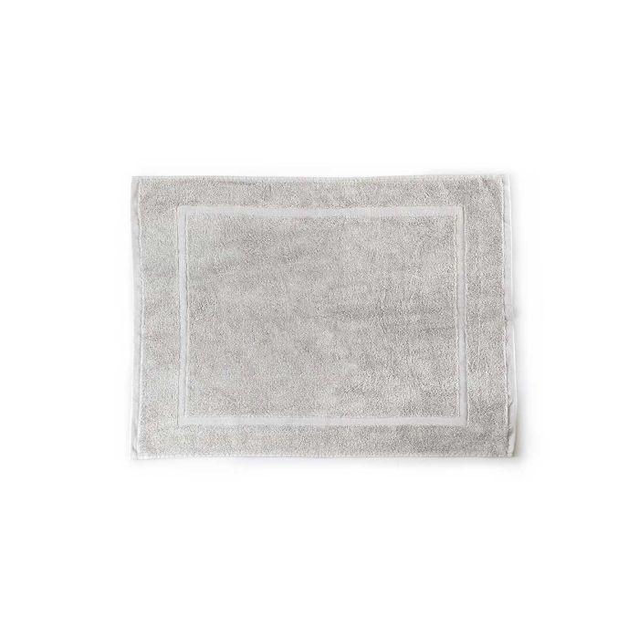LINNICK Pure Hotel Badmat 50x70cm - silver - Set van 2 - in Badmatten