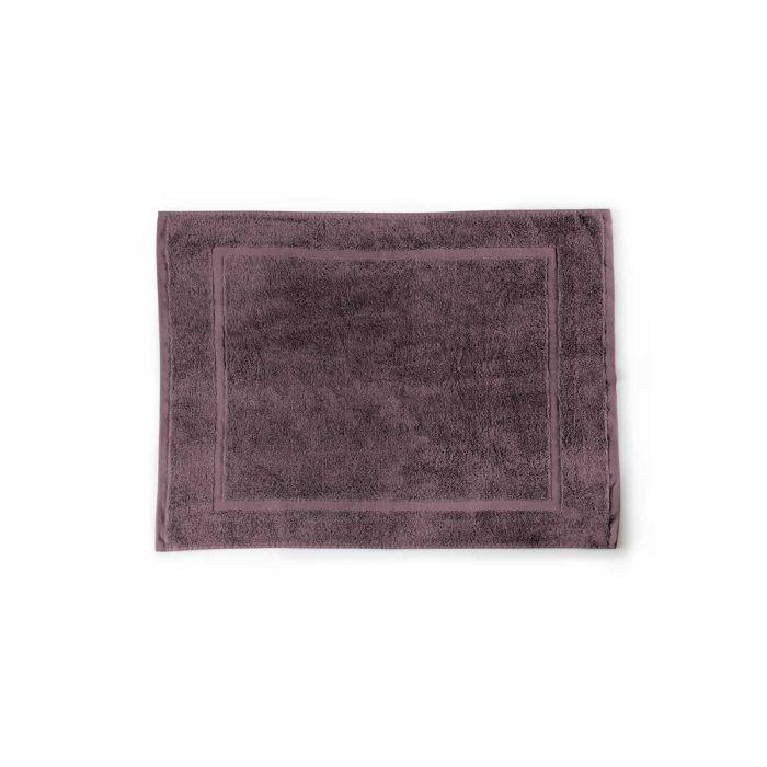 LINNICK Pure Hotel Badmat 50x70cm - purple - Set van 2 - in Badmatten