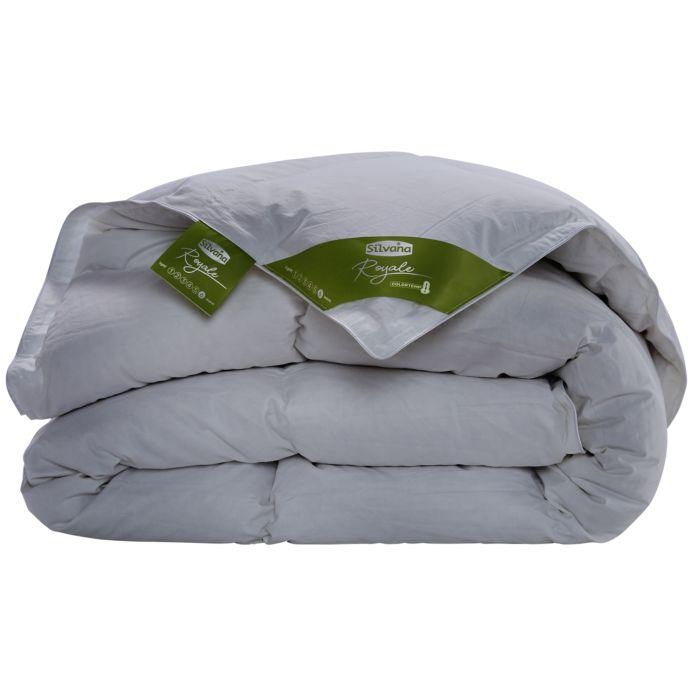 Silvana Royal Casette 100% Dons Dekbed Winter Extra Warm Groen