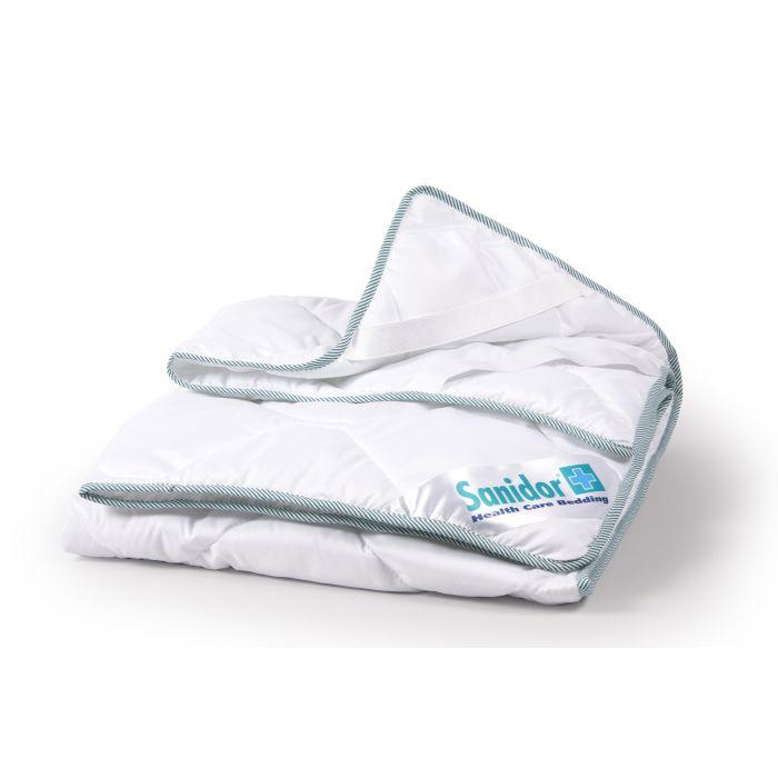 Sanidor Health Guard Anti Allergie Topdekmatras (Oplegmatras)