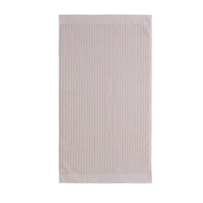Seahorse Cube Badmat - soft blush - in Badmatten