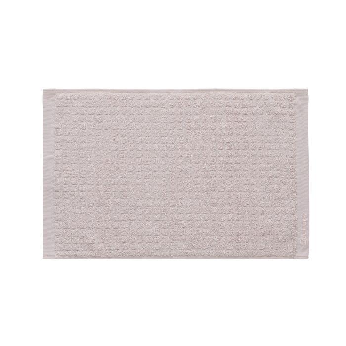 Seahorse Cube Gastendoek 30x50cm - soft blush - Set van 3