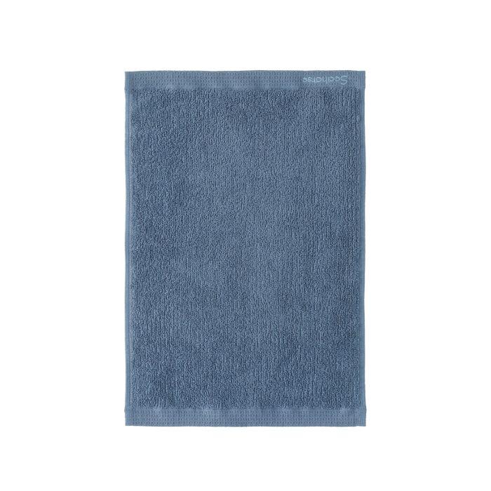 Seahorse Ridge Gastendoek 34x50cm - jeans - Set van 3