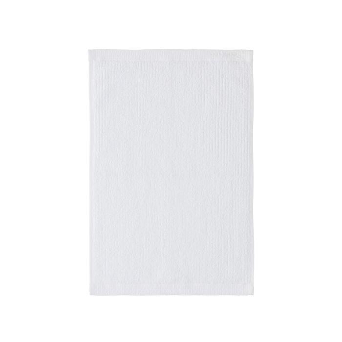 Seahorse Ridge Gastendoek 34x50cm - white - Set van 3