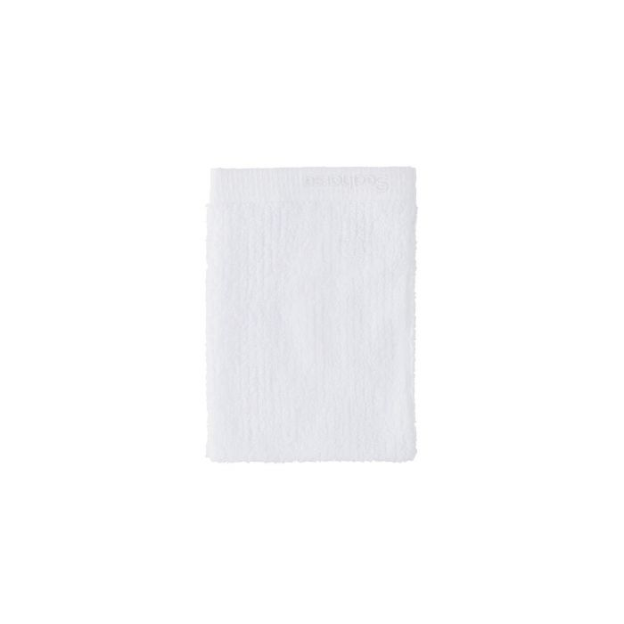 Seahorse Ridge Washand 16x21cm - white - Set van 3 - in Washandjes