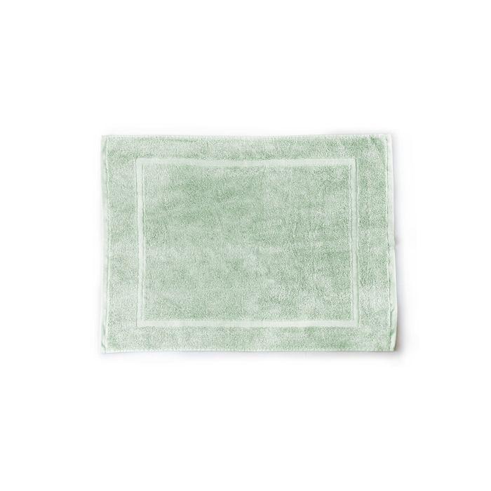 LINNICK Pure Hotel Badmat 50x70cm - soft green - Set van 2 - in Badmatten