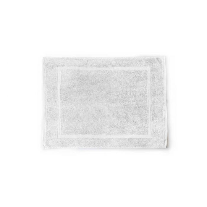 LINNICK Pure Hotel Badmat 50x70cm - white - Set van 2 - in Badmatten